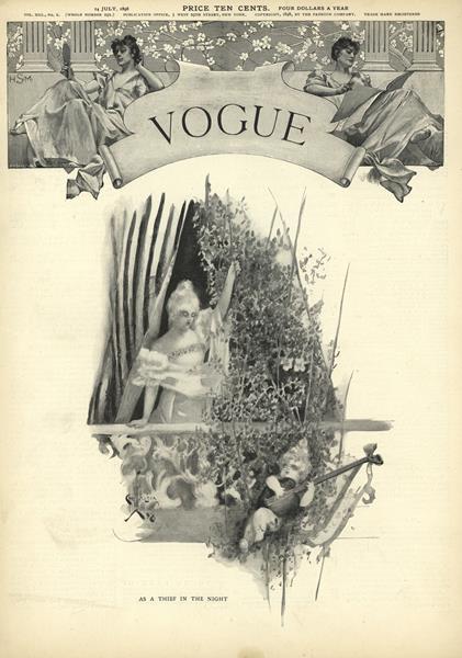 Issue: - July 14 1898 | Vogue
