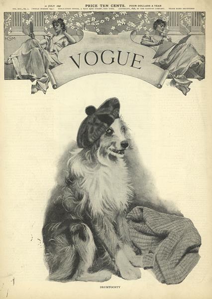 Issue: - July 21 1898 | Vogue