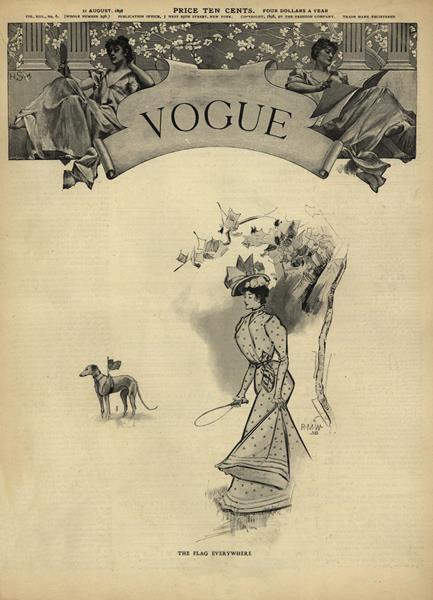 Issue: - August 11 1898 | Vogue