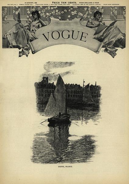 Issue: - August 18 1898 | Vogue
