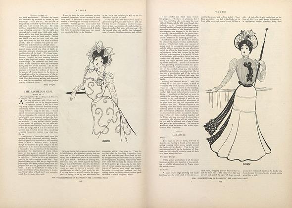 The Bachelor Girl: Paper No. 6