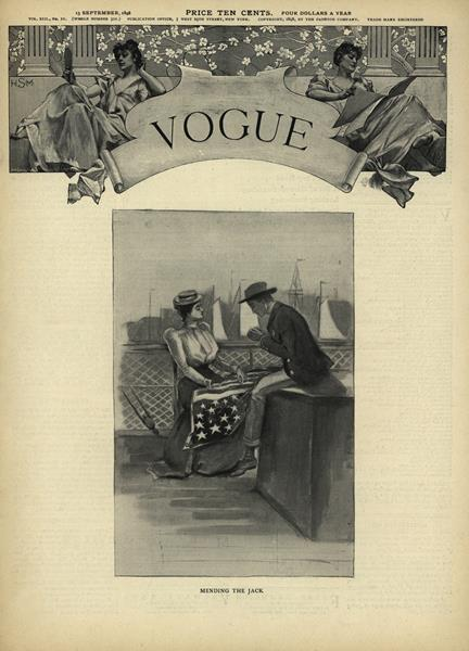 Issue: - September 15 1898 | Vogue