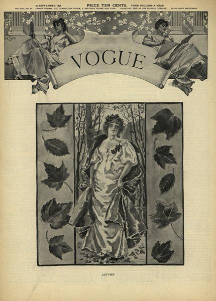 Issue: - September 29 1898 | Vogue