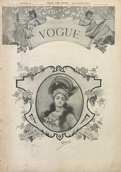 Issue: - October 6 1898 | Vogue