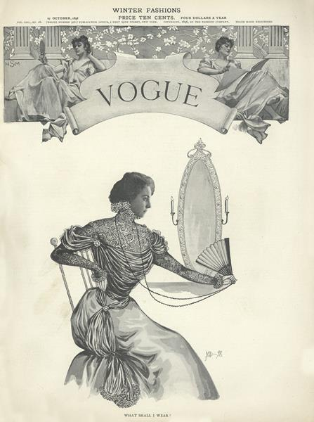 Issue: - October 27 1898 | Vogue