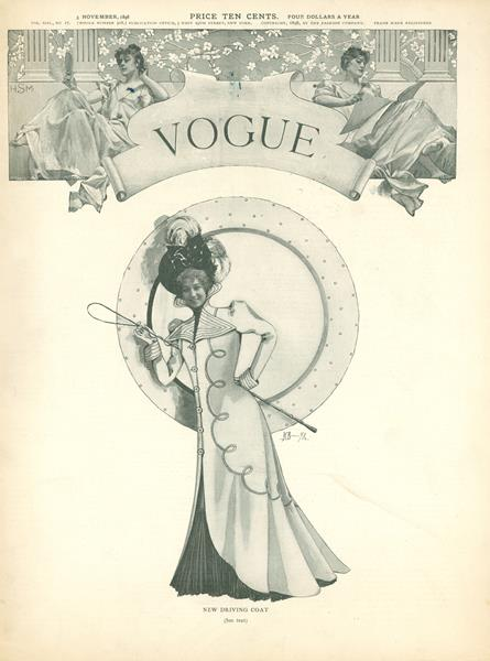 Issue: - November 3 1898 | Vogue