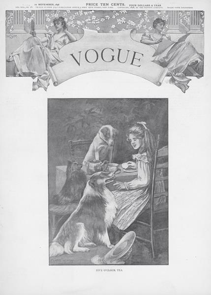 Issue: - November 10 1898 | Vogue