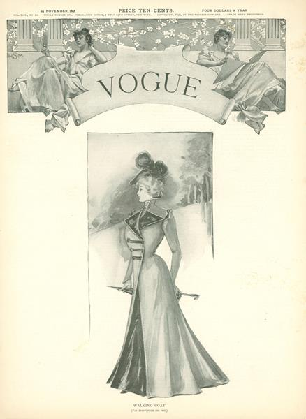 Issue: - November 24 1898 | Vogue