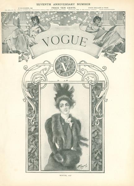 Issue: - December 8 1898 | Vogue