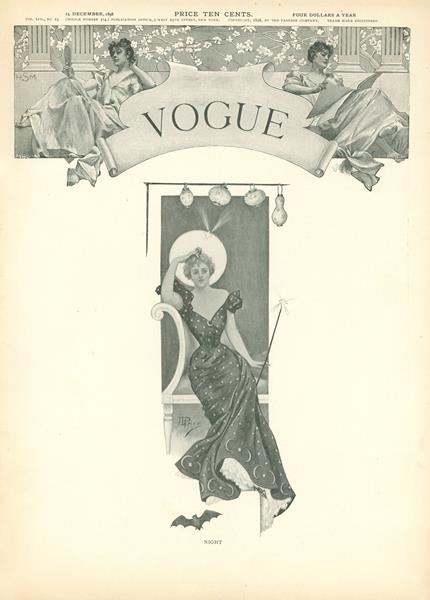 Issue: - December 15 1898 | Vogue