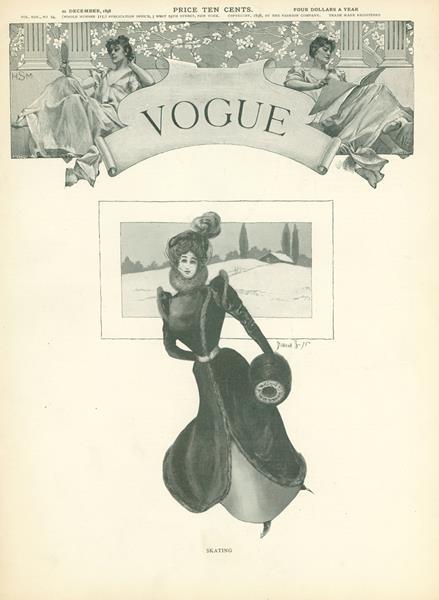 Issue: - December 22 1898   Vogue
