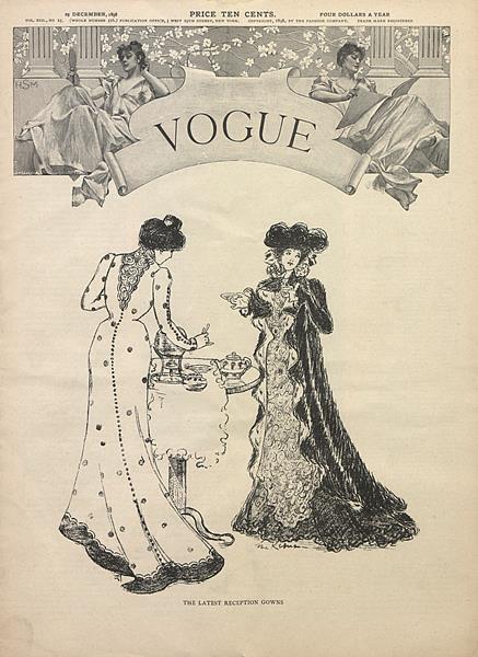 Issue: - December 29 1898 | Vogue