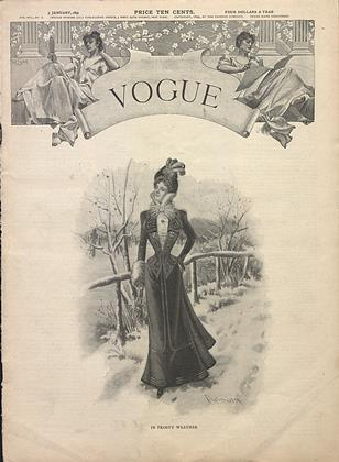 Cover for the January 5 1899 issue