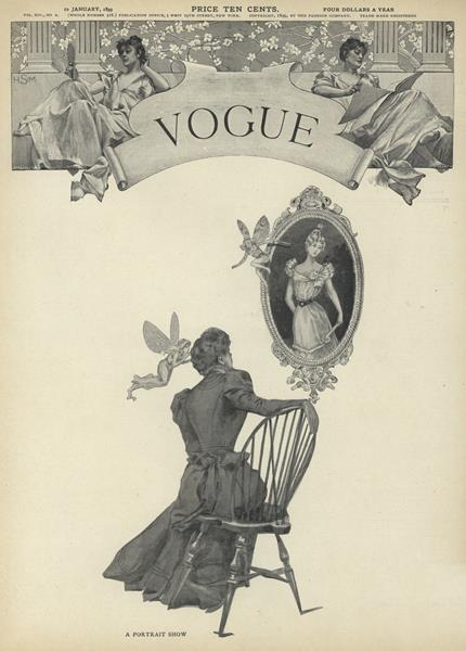 Issue: - January 12 1899 | Vogue