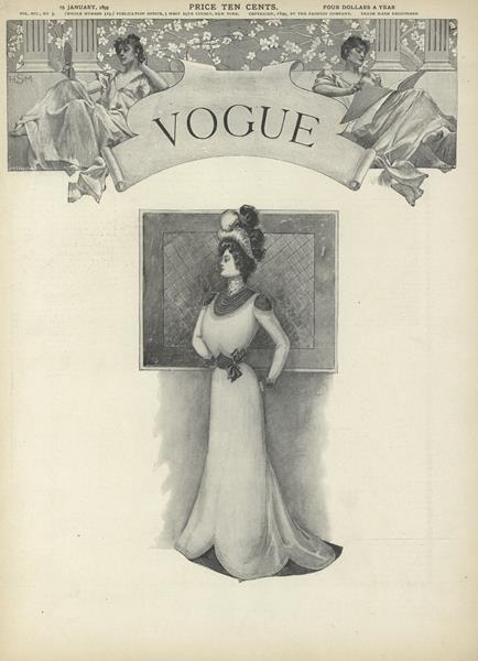 Issue: - January 19 1899 | Vogue