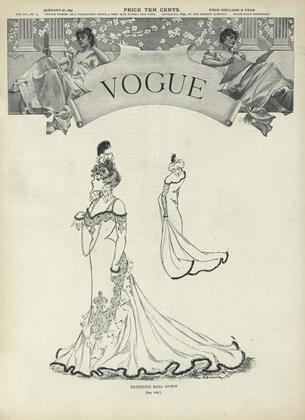 Cover for the January 26 1899 issue