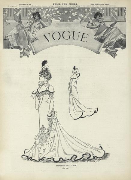 Issue: - January 26 1899 | Vogue