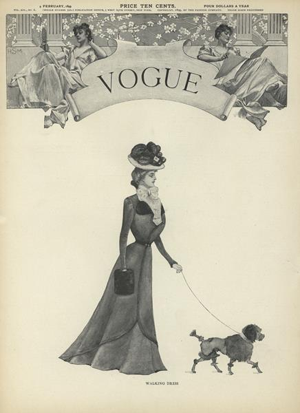 Issue: - February 9 1899 | Vogue