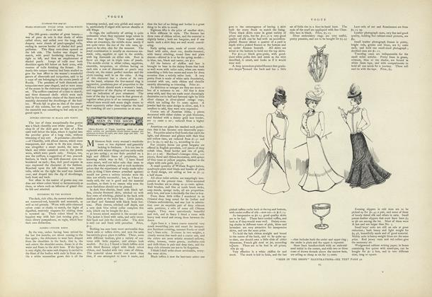 Article Preview: Seen In the Shops, February 9 1970 | Vogue