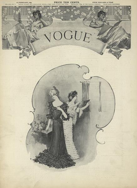 Issue: - February 16 1899 | Vogue