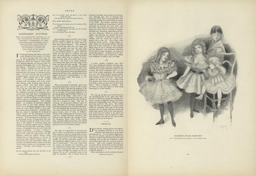 Haphazard Jottings: Rare and Illuminating Criticism on Kipling...