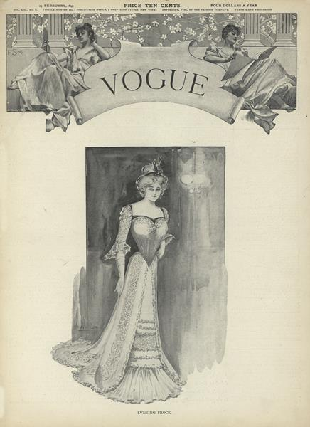 Issue: - February 23 1899   Vogue