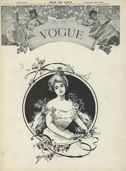 Issue: - March 2 1899 | Vogue