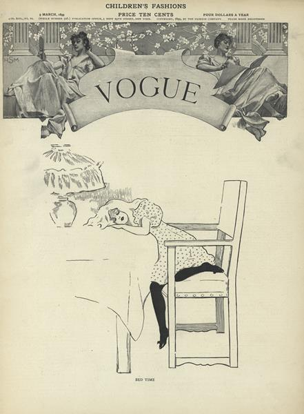 Issue: - March 9 1899 | Vogue