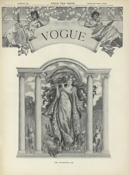 Issue: - March 16 1899 | Vogue