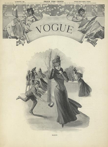 Issue: - March 23 1899   Vogue