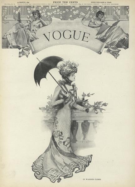 Issue: - March 30 1899 | Vogue