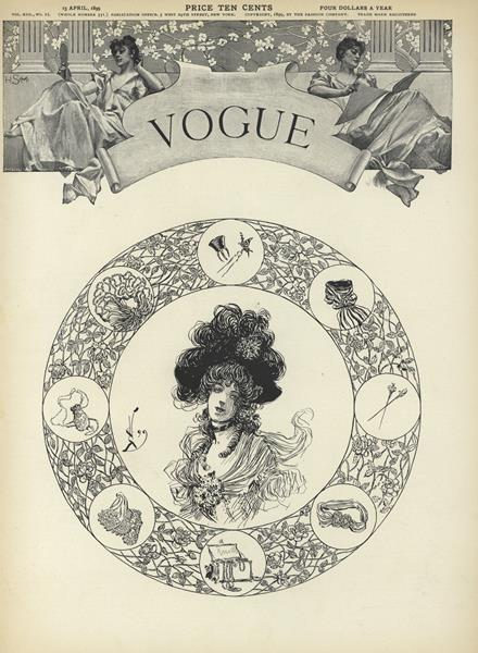 Issue: - April 13 1899 | Vogue