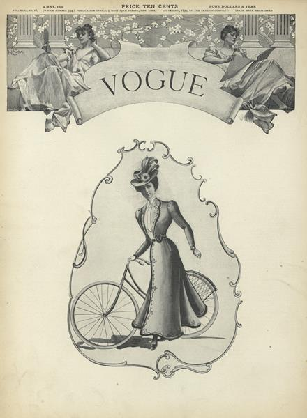 Issue: - May 4 1899 | Vogue