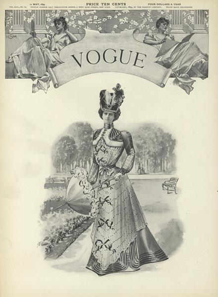 Issue: - May 11 1899 | Vogue