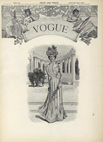 Issue: - May 25 1899 | Vogue