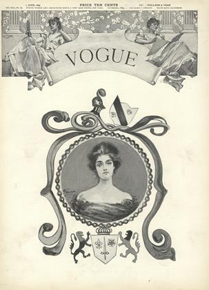 Cover for the June 1 1899 issue