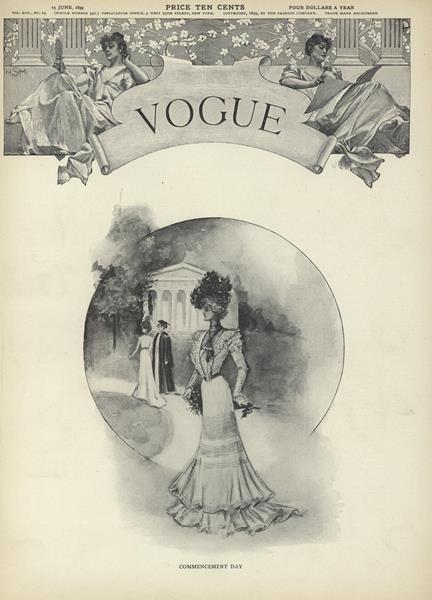 Issue: - June 15 1899 | Vogue