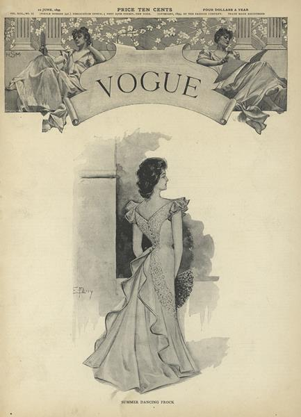 Issue: - June 22 1899 | Vogue