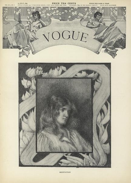 Issue: - July 13 1899 | Vogue