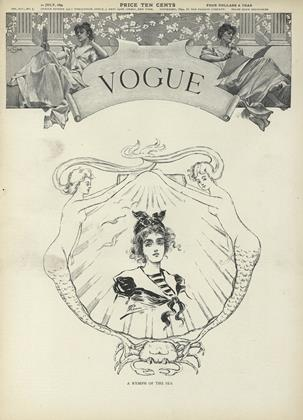 Cover for the July 20 1899 issue