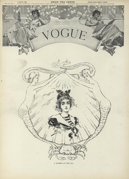 Issue: - July 20 1899 | Vogue