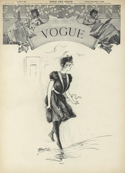 Issue: - July 27 1899 | Vogue