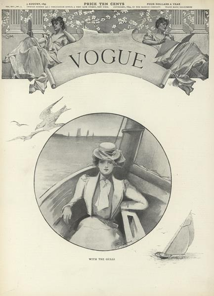 Issue: - August 3 1899 | Vogue