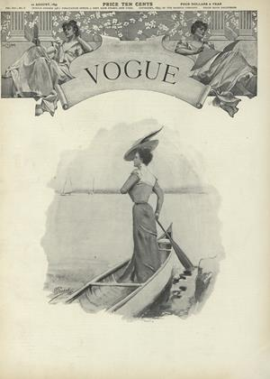 Cover for the August 10 1899 issue