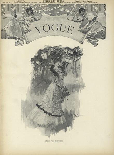 Issue: - August 17 1899 | Vogue