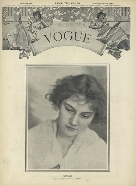 Issue: - October 5 1899 | Vogue