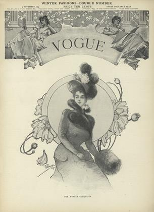 Cover for the November 9 1899 issue