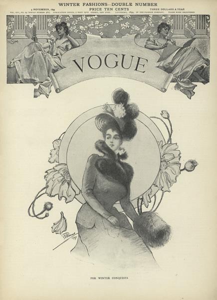 Issue: - November 9 1899 | Vogue