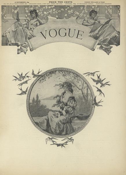 Issue: - November 16 1899 | Vogue