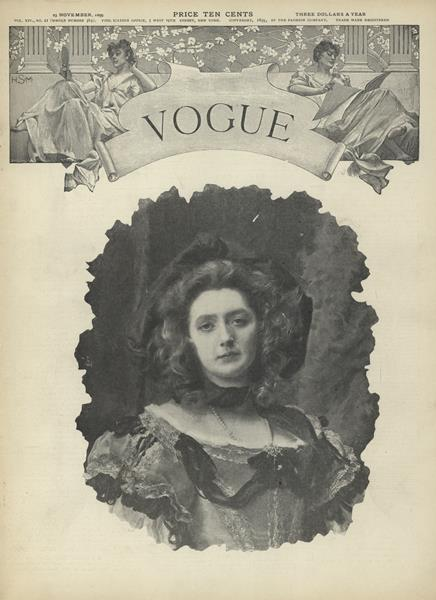 Issue: - November 23 1899 | Vogue